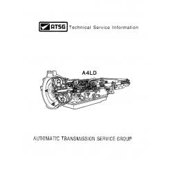 ATSG A4LDE Repair Manual